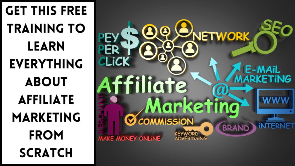 Affiliate Marketing Free Course