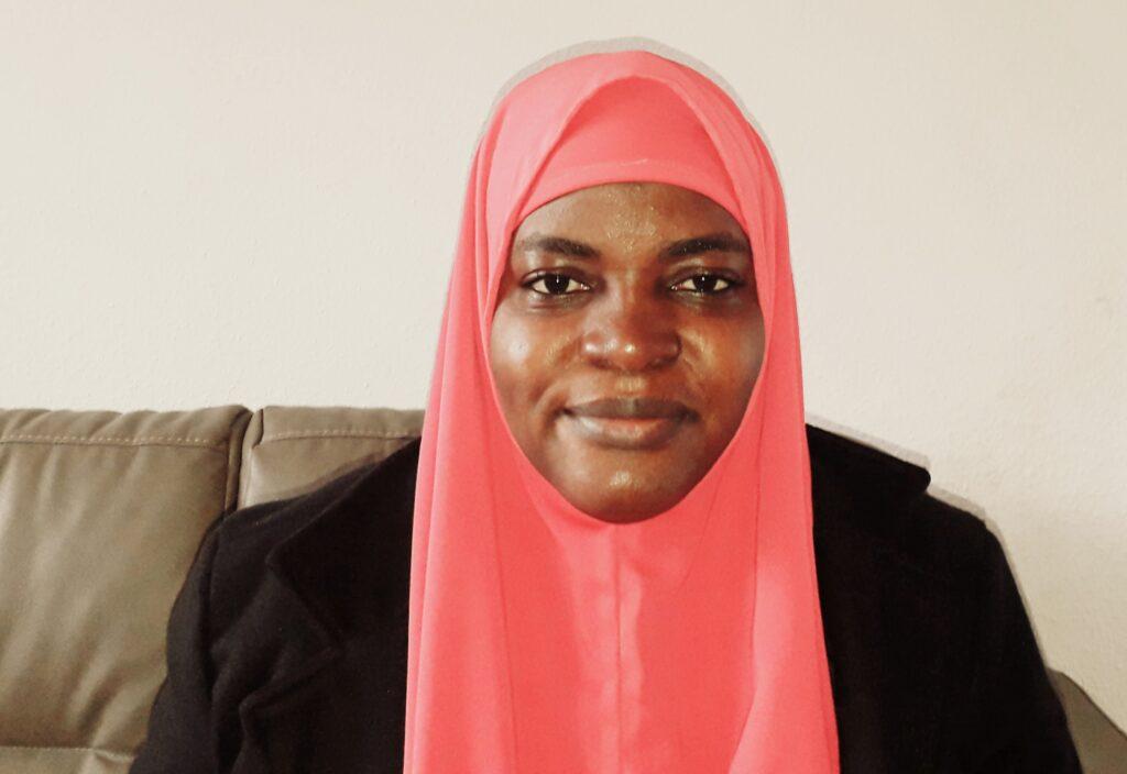 The Author - Muslimah Badmos